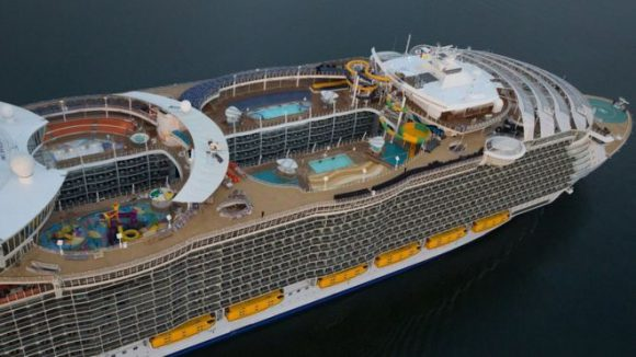 Harmony of the Seas cruise ship