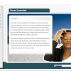 A screenshot of a Stress Essentials online course, focusing on stress busting.