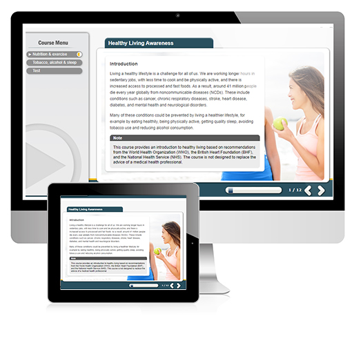 Healthy Living Awareness Online Training Course