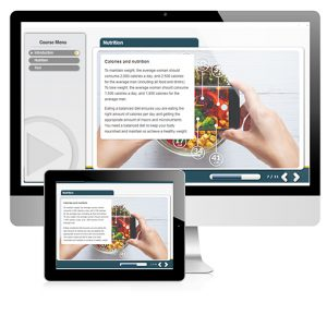 Nutrition Awareness Online Training Course.