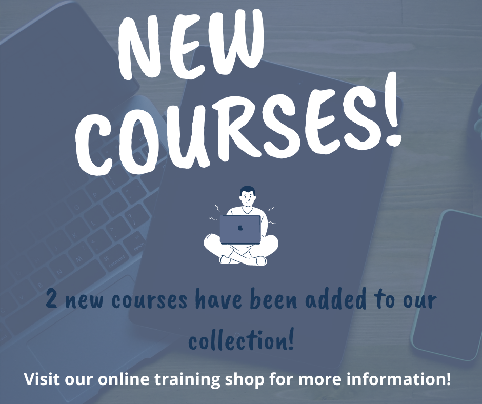 Two new online training courses have been added to WA Management's collection