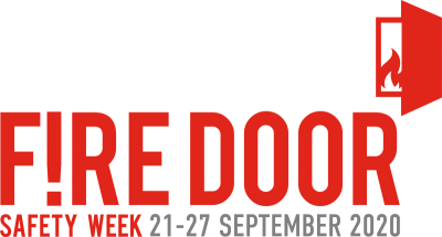 Fire Door Safety Week 2020 Logo