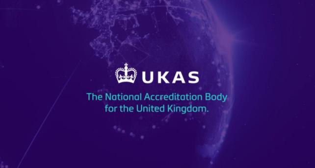 New UKAS logo