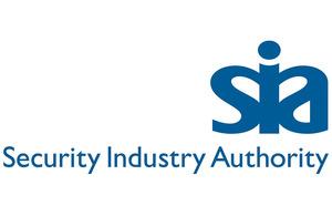 Security Industry Authority (SIA) logo