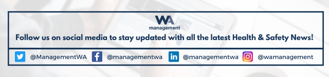 Follow us on social media to stay updated with all the latest Health & Safety News!