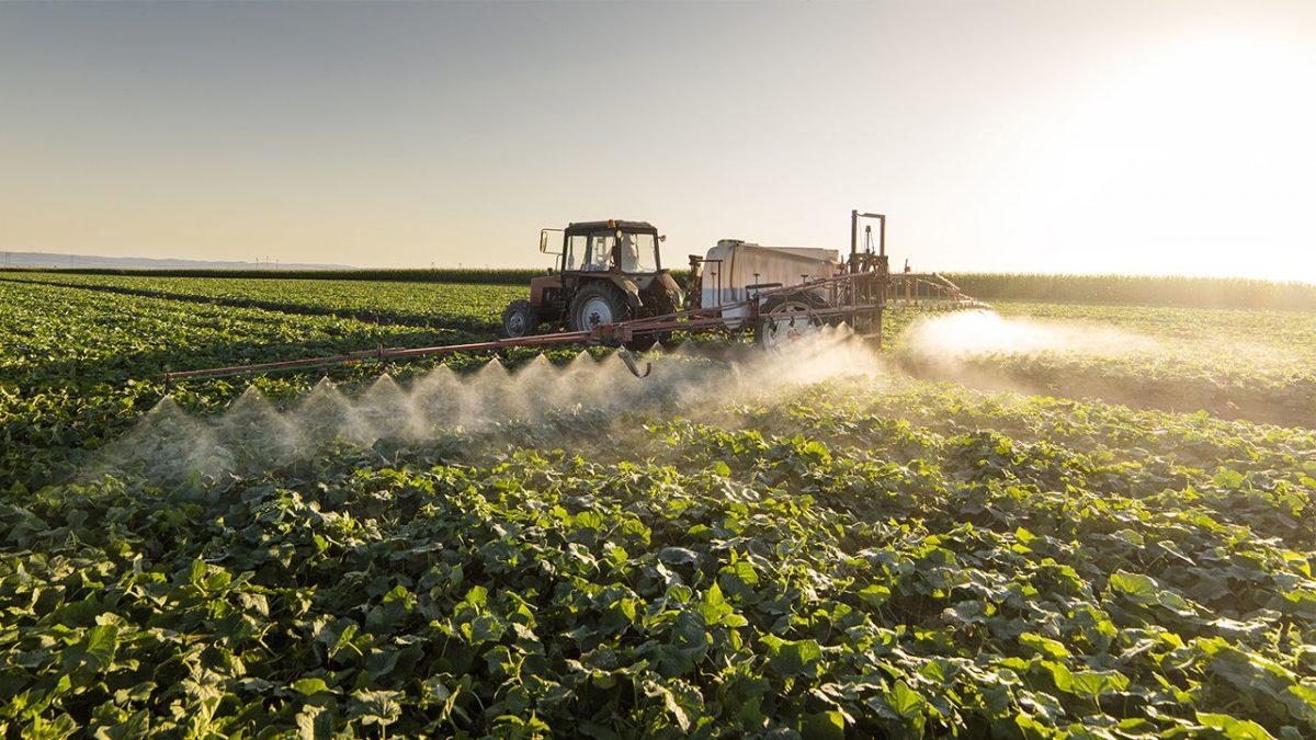 Farming, Sprayer